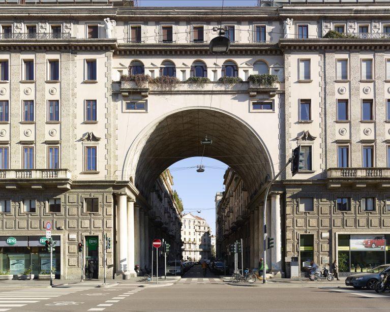 Arch | Palazzo della Società Buonarroti-Carpaccio-Giotto