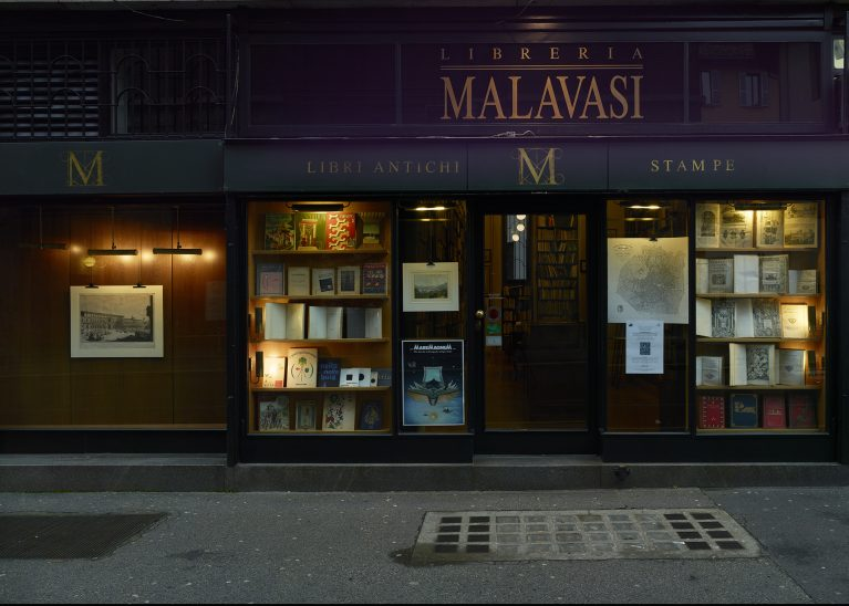 Malavasi bookstore