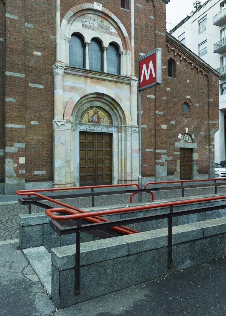 Metropolitana Milanese MM1 (Milan Metro Line 1)